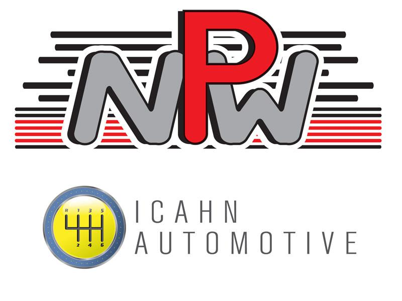 NPW and Icahn Automotive logos