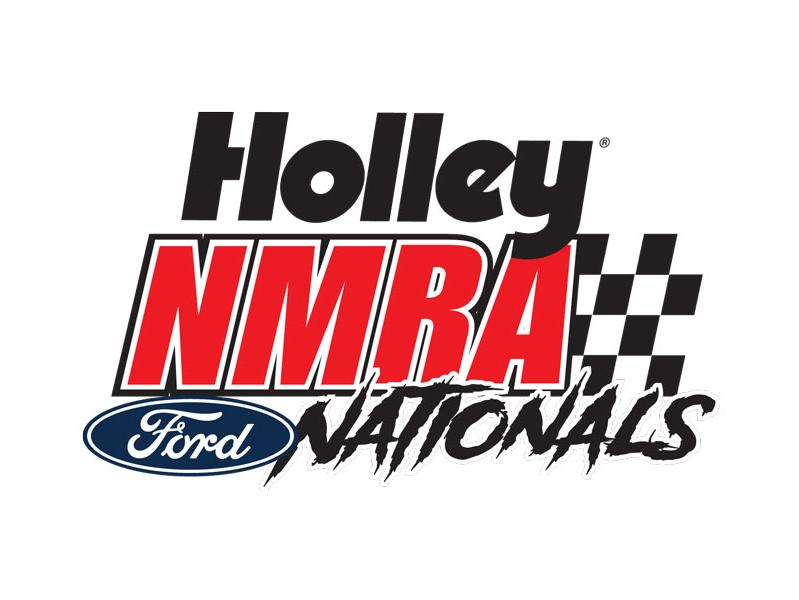 Holley NMRA Ford Nationals logo