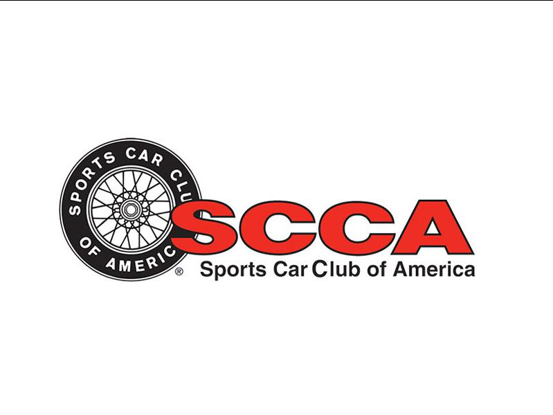 Sports Car Club of America (SCCA) logo