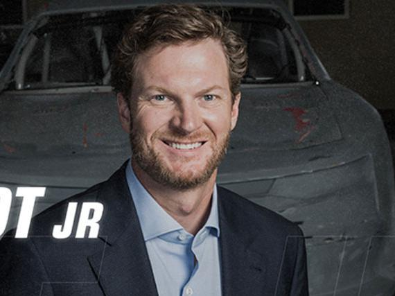 Dale Earnhardt Jr., iRacing Announcement
