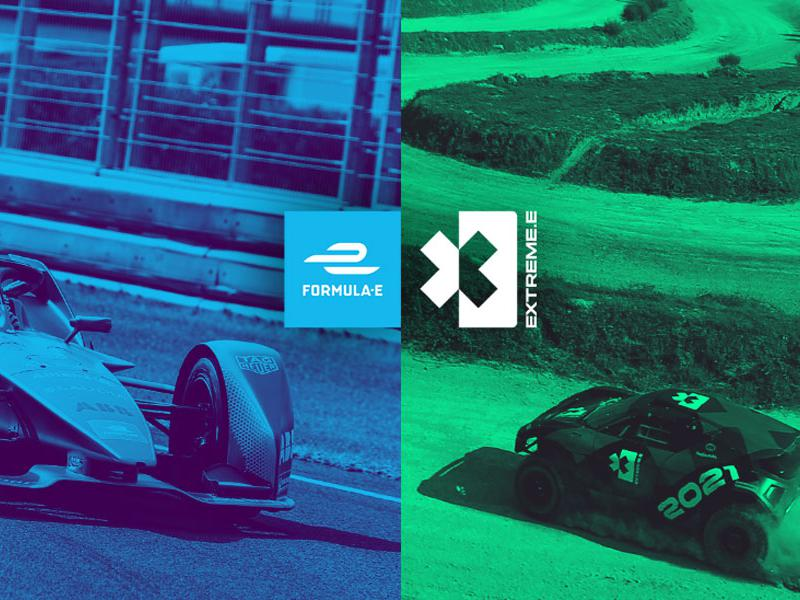 Formula E, Extreme E announcement