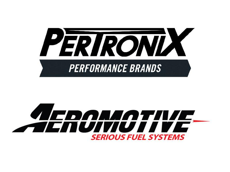 PerTronix Performance Brands, Aeromotive Inc. logos