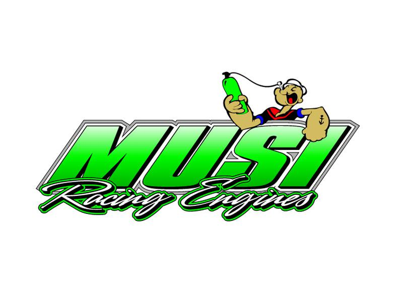 Pat Musi Racing Engines logo
