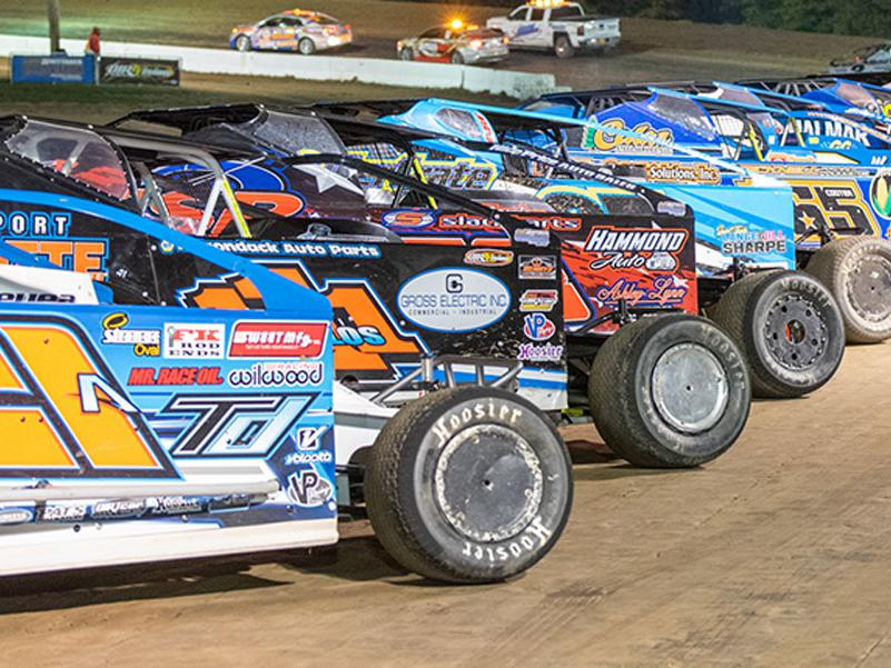Photo by Matt Sullivan, courtesy of DIRTcar