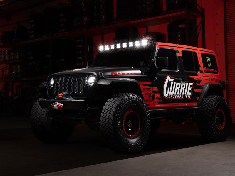 Currie Enterprises Jeep